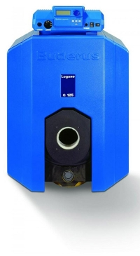 Buderus Logano G125 WS (40 кВт)